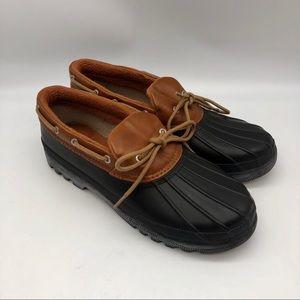 Sperry waterproof duck shoes